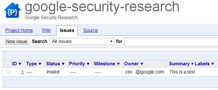 Все найденные уязвимости будут загружать в открытую базу данных