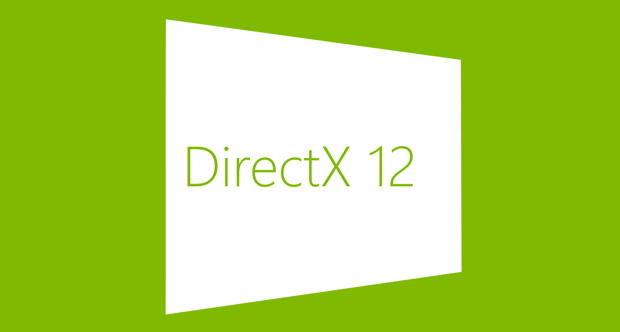 Рис. 6. Лого DirectX 12
