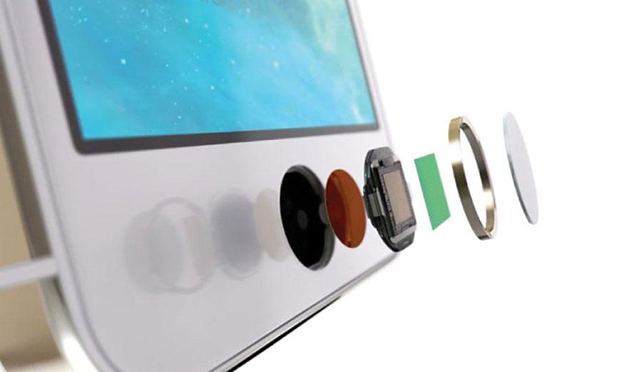 Устройство Touch ID