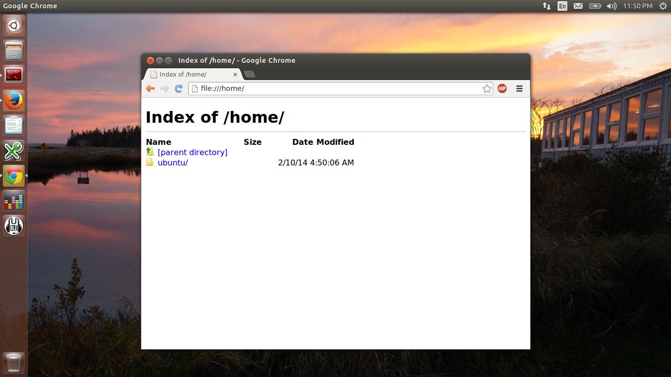 Chrome внутри userspace-контейнера