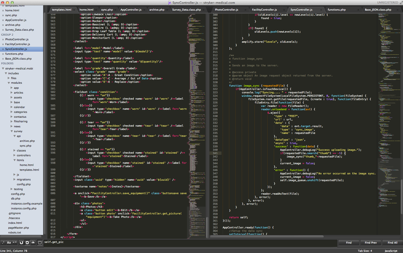Sublime Text 2 в натуральном программистском виде