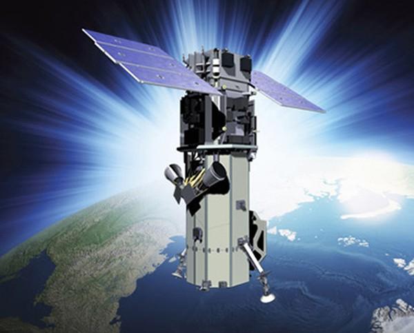 Спутник WorldView-3