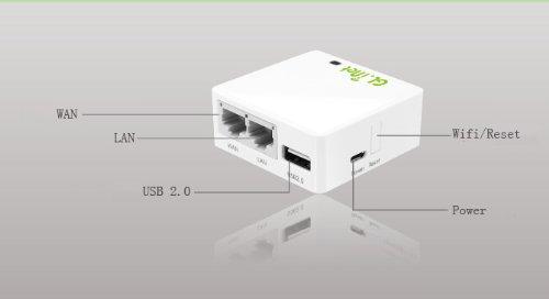 Новая прошивка подходит для коммерчески доступного «походного» маршрутизатора GL.iNet, который изначально продаётся с Openwrt. Его и показывали в презентации