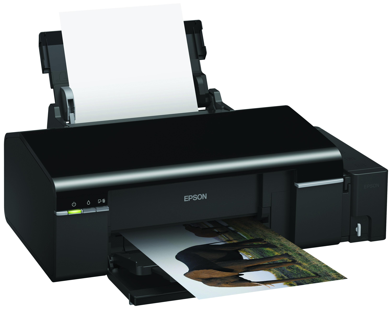 L800 — наиболее популярная в России модель EPSON для фотопечати
