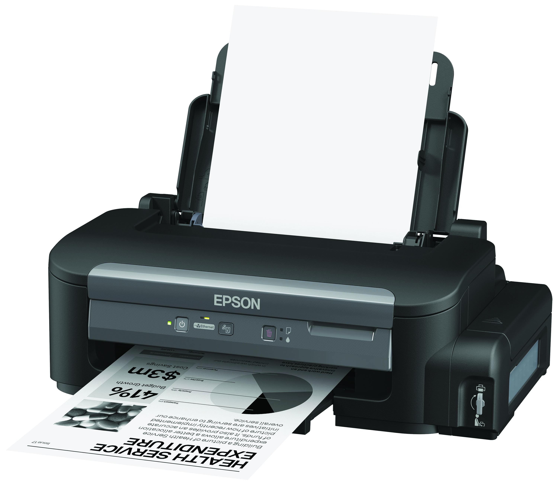 М100 — недорогое решение для повседневной черно-белой печати