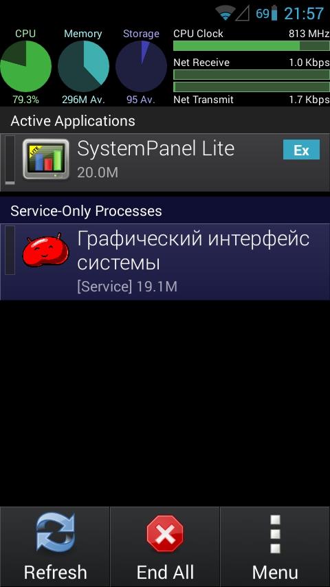 После чистки система занимает меньше 200 Мб!