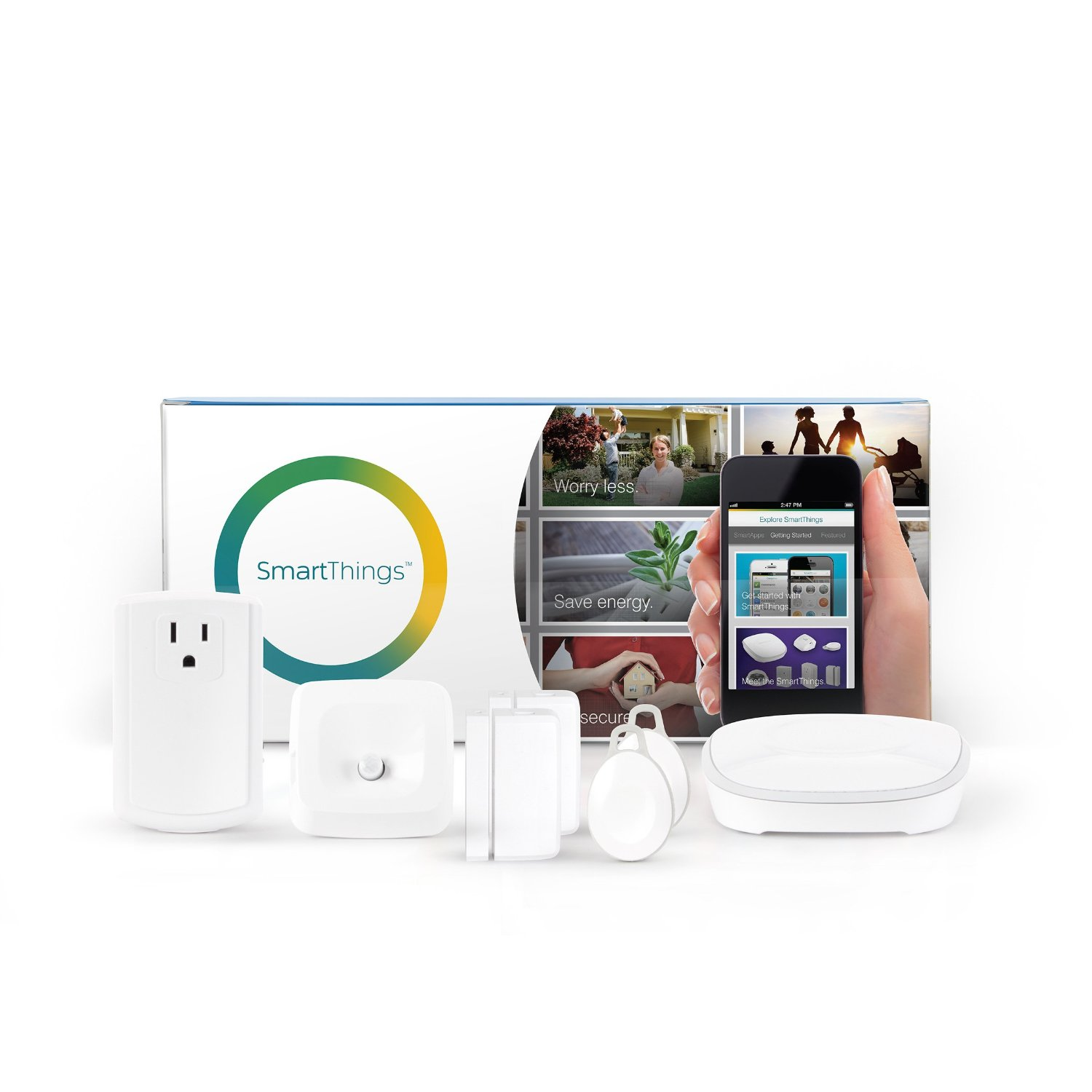 Набор SmartThings за 300 долларов