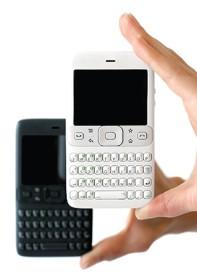 Так выглядел один из первых прототипов смартфона на Android