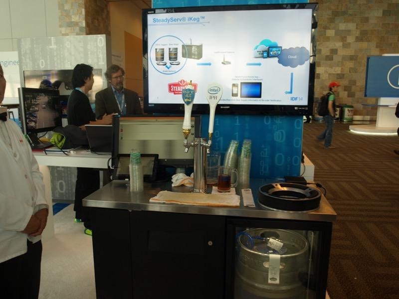 iKeg — умная машина для розлива пива