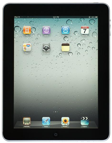 Первый iPad