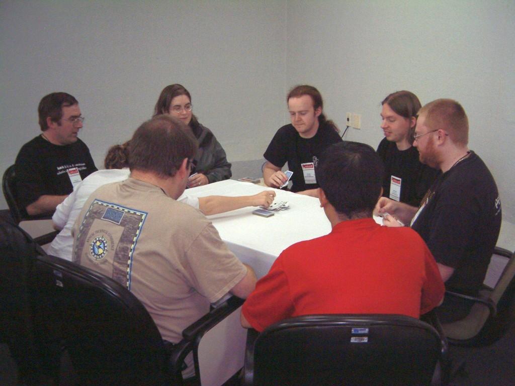 Первая встреча разработчиков Ubuntu