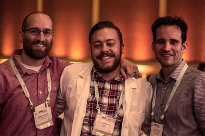 Группа анализа вредоносных программ в компании FireEye: Мэтью Гребер, Ричард Уортелл и Майкл Сикорски