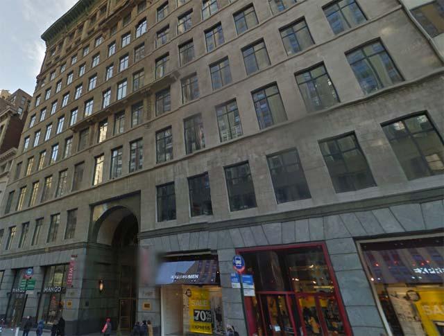 Здание, в котором будет магазин Amazon