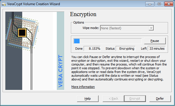 VerCrypt_Encrypting_Partition