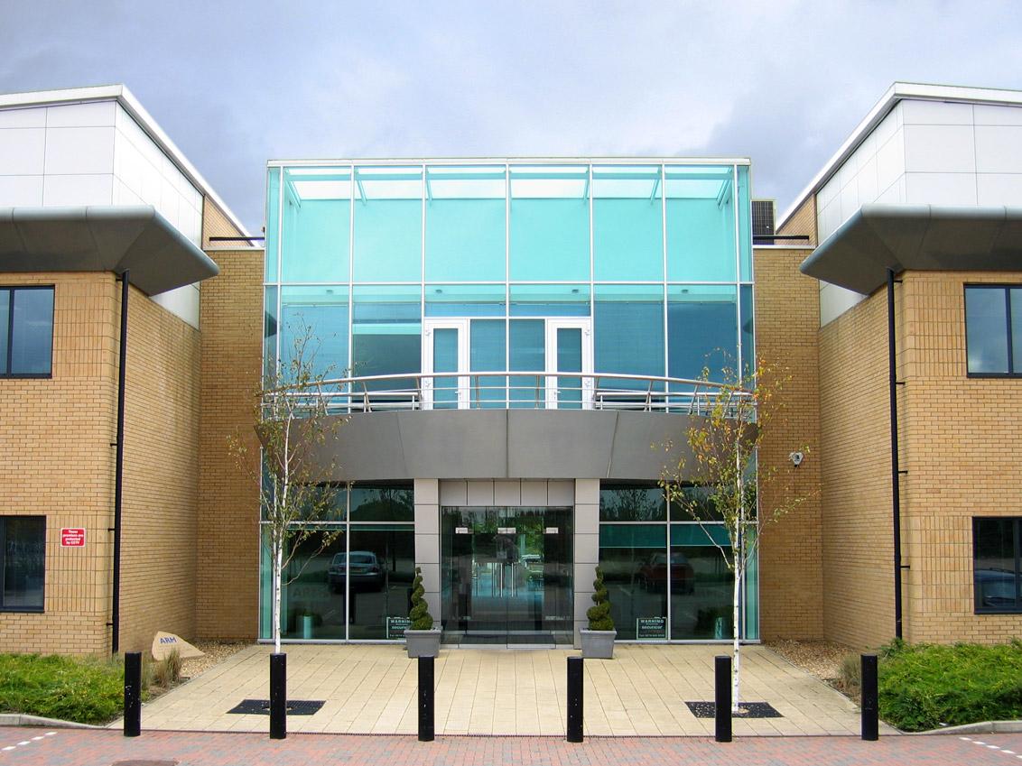 Штаб-квартира ARM в Кембридже
