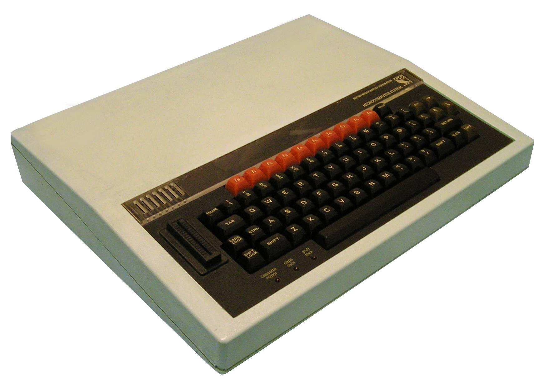 BBC Micro в Англии известен не меньше, чем ZX Spectrum