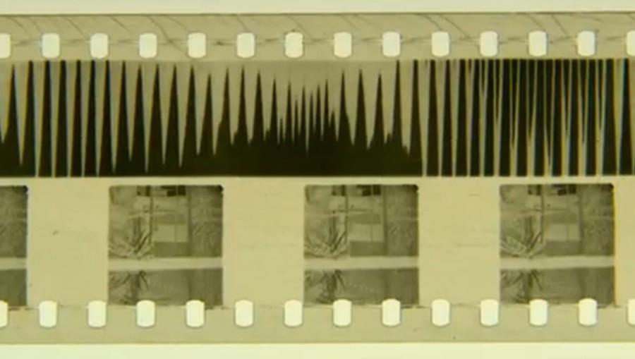 Фрагмент пленки с аппарата Ласта