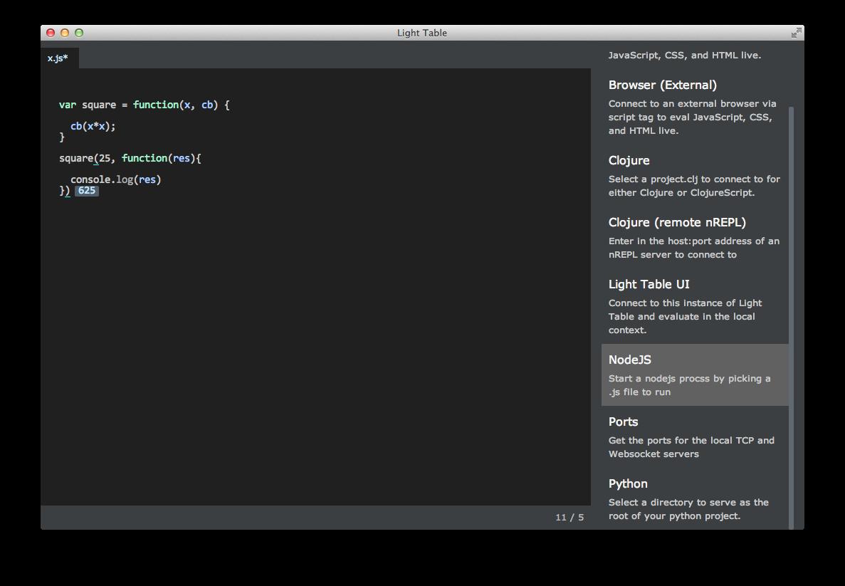 Выбираем интерпретатор, и исполняем inline-код с его помощью