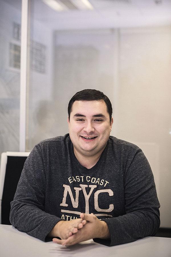 Олего Балбеков, CEO Vexor