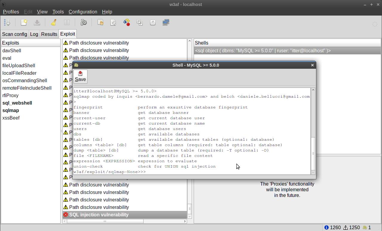 Получаем шелл через SQL-инъекцию