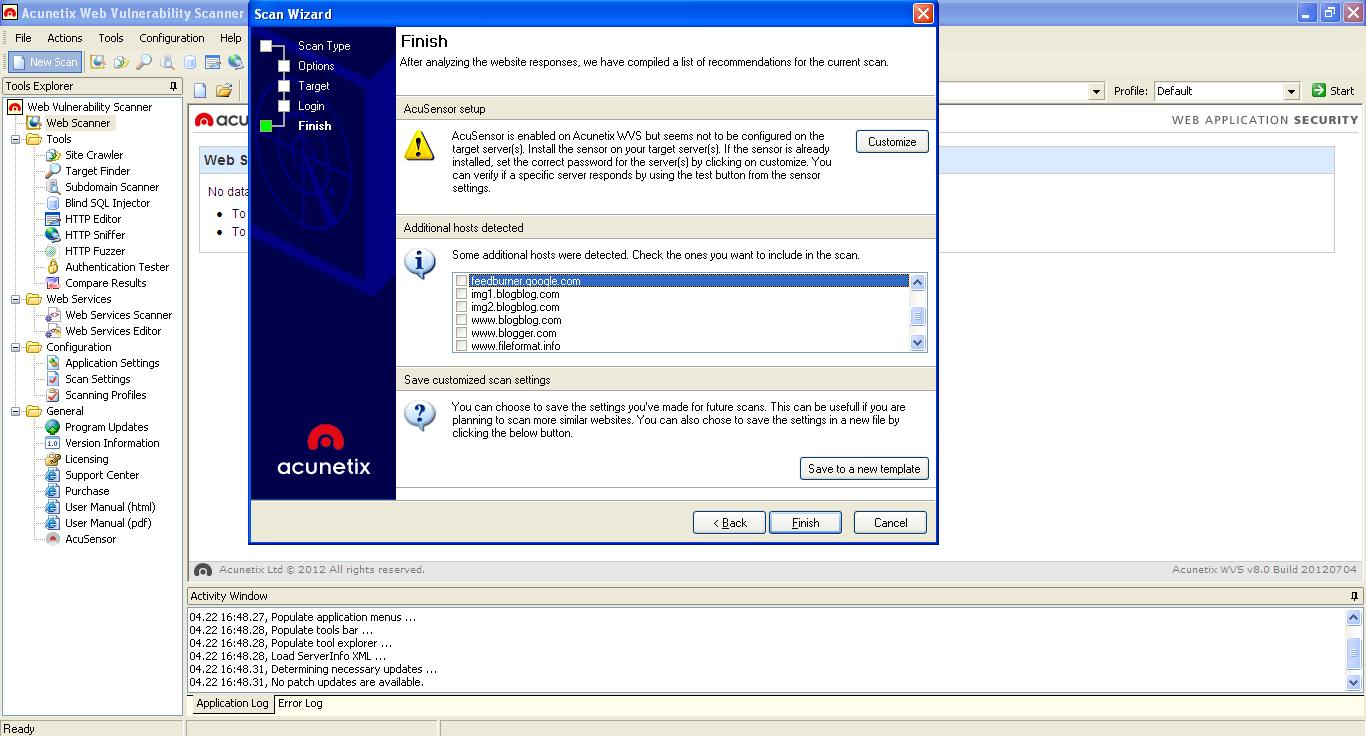 XSS-уязвимость в McAfee Superscan 4.0