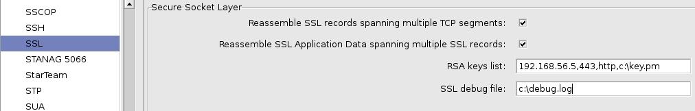 Рис. 7. Настройка SSL-сертификата