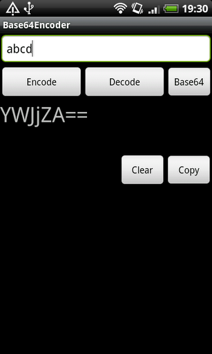 ANDROID_Encode