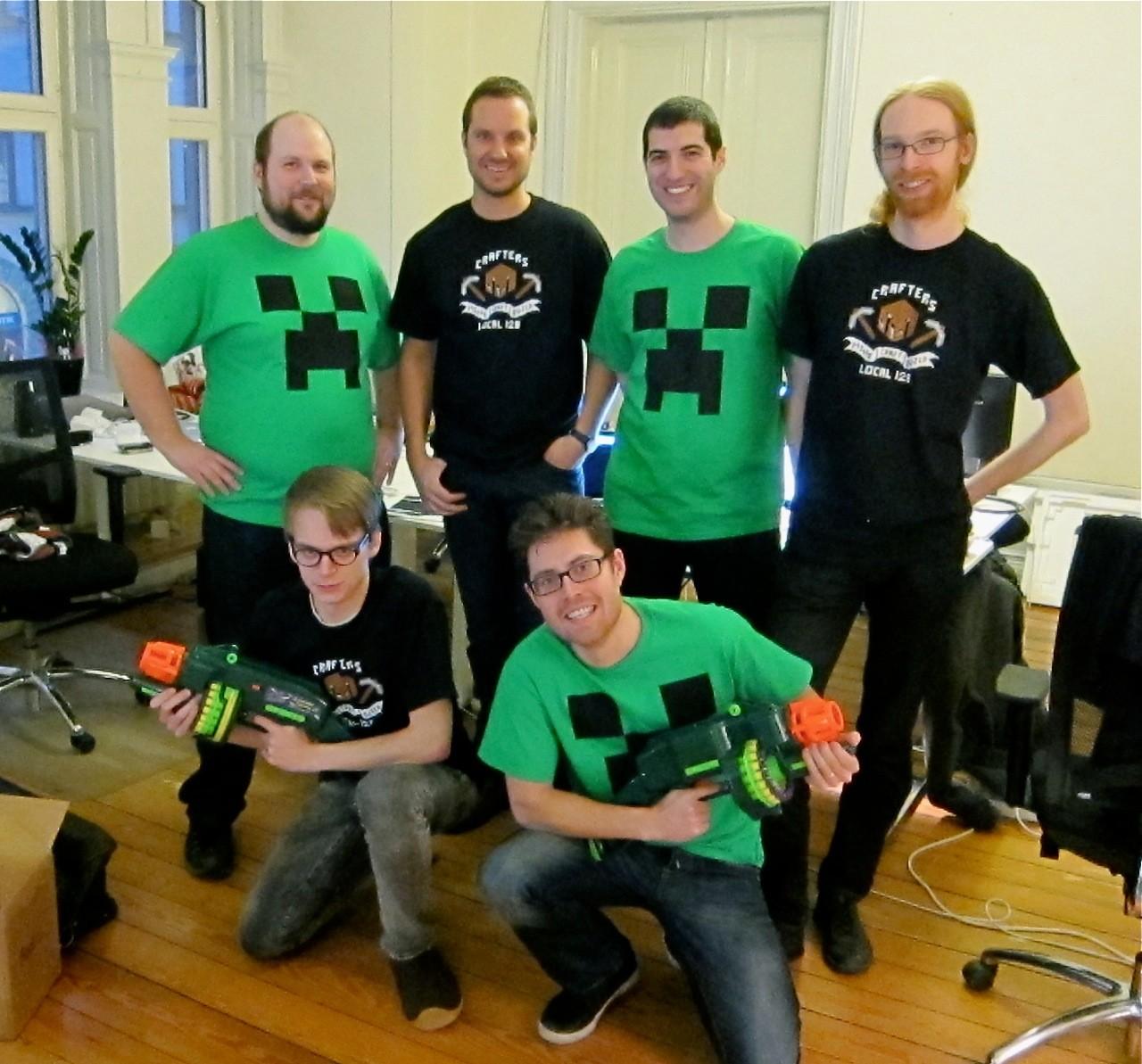 Minecraft_team