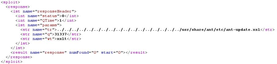 Выполнение ant-update файла