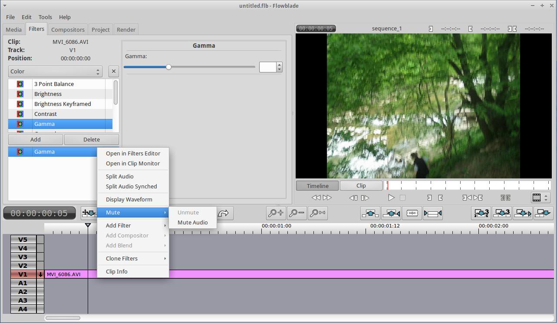openshot video editor инструкция