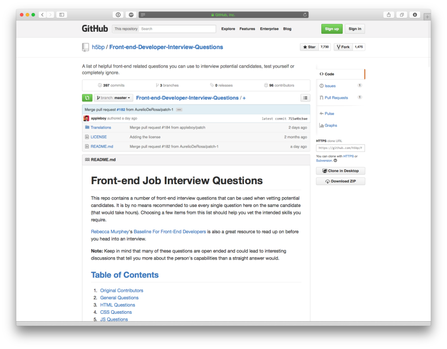 front-end-job-interview-questions