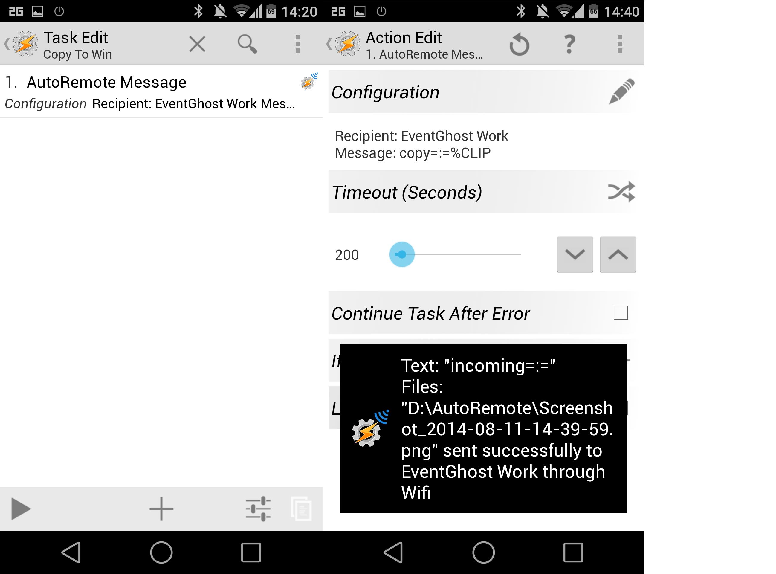 инструкция пользования таскер для андроид