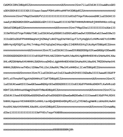 Рис. 10. Хитрый SWF на выходе Rosetta Flash