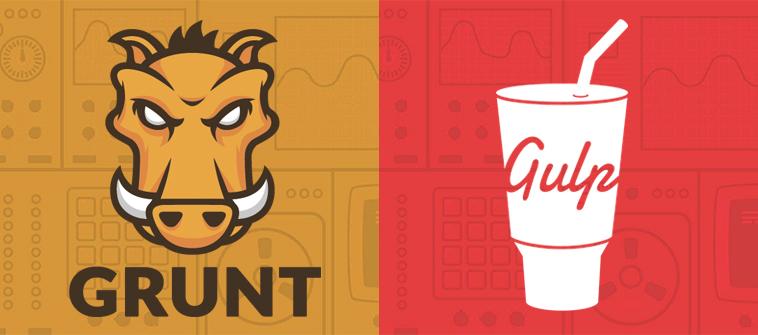 grunt&gulp