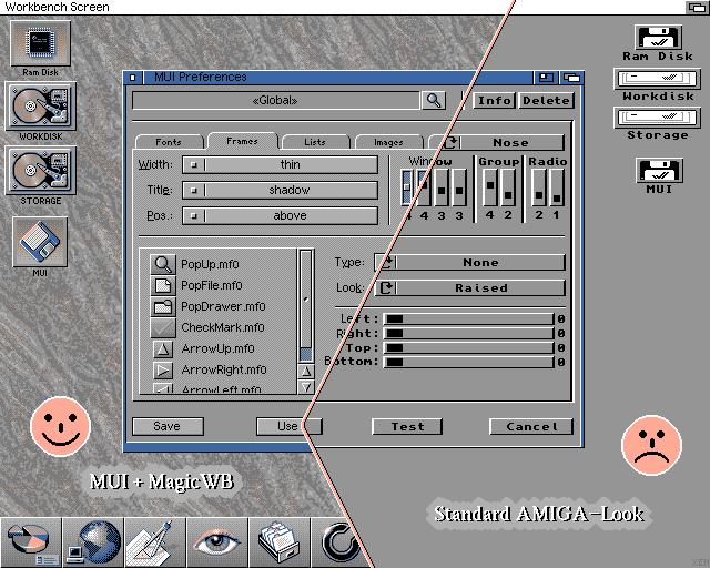 Разработчик интерфейса MUI Штефан Штунц сделал более дружелюбную версию «Верстака»