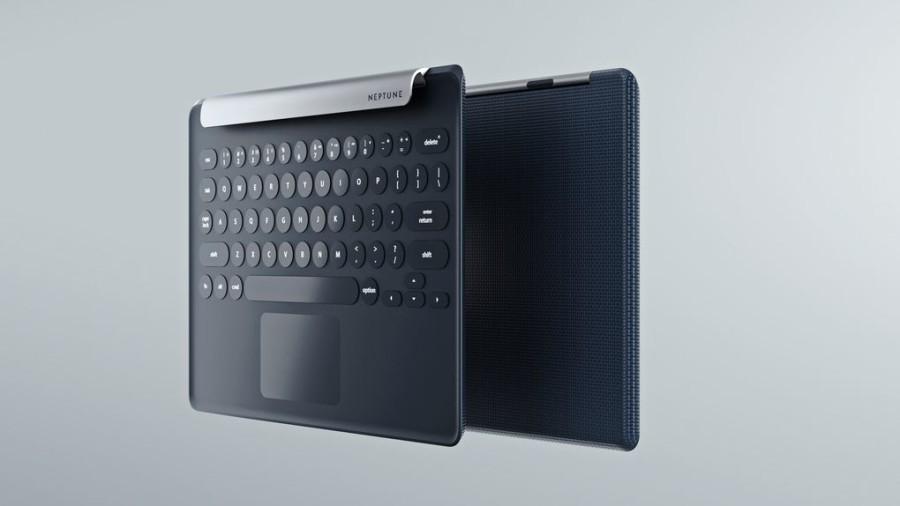 Съемная клавиатура.