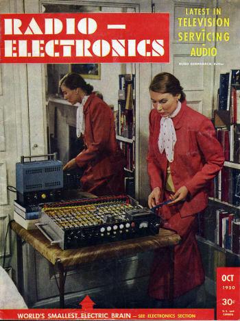 Первый из тринадцати номеров Radio-Electronics, в котором рассказывалось о компьютере Simon