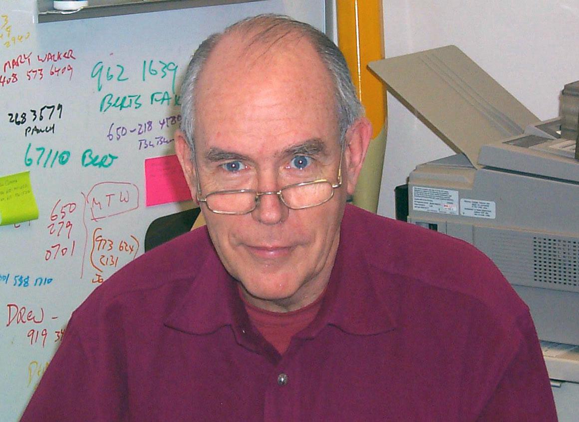 В шестнадцать лет будущий изобретатель GUI Айвен Сазерленд стажировался в компании Беркли