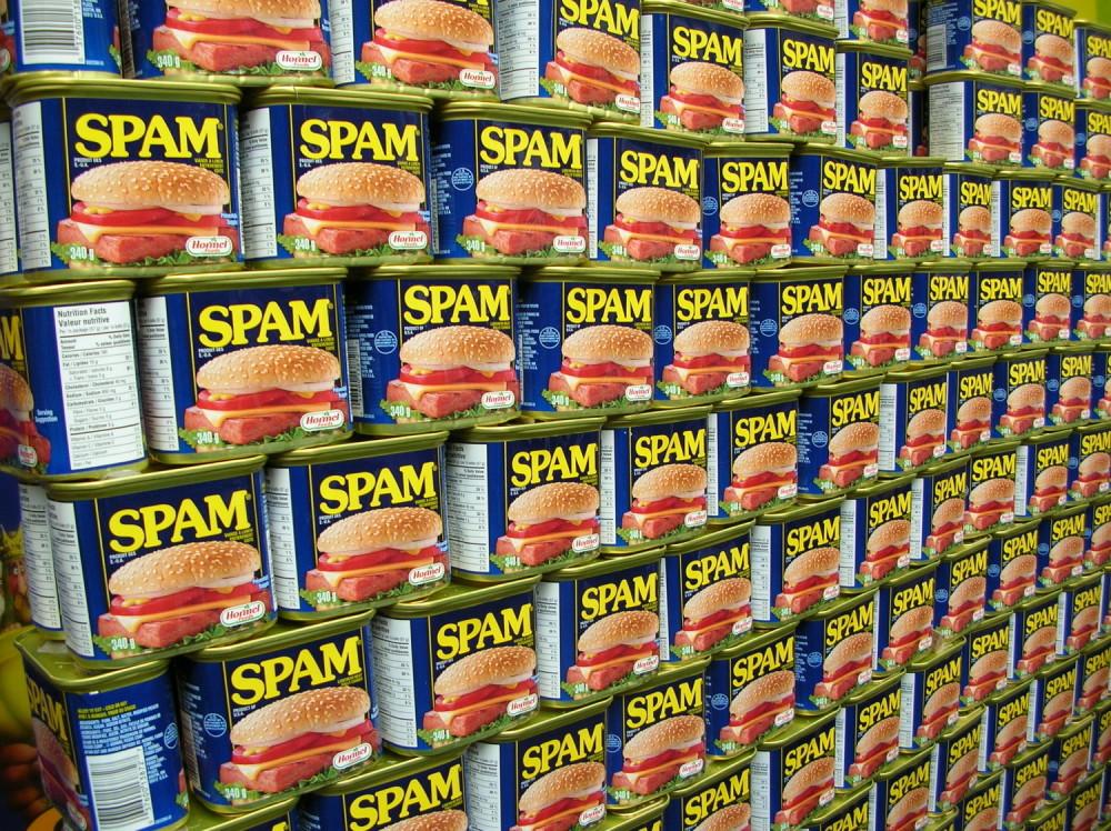 Уровень спама в почтовом трафике упал до уровня 2003 года