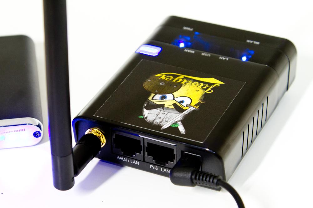 Рисунок 5. Пример устройства для организации атаки на сети Wi-Fi
