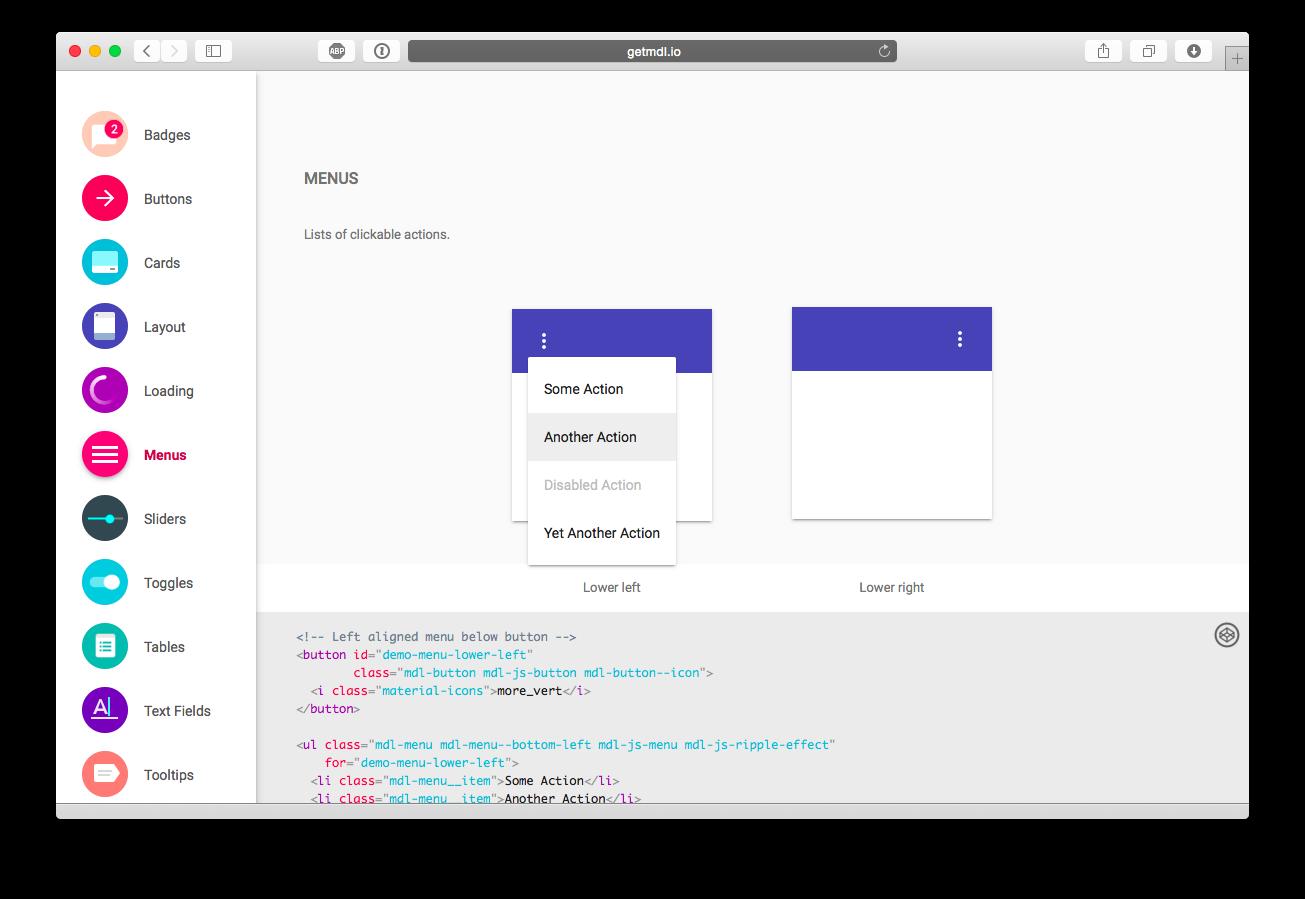 Material Design Calendar Github : Самый быстрый ui Подборка полезных инструментов для веб