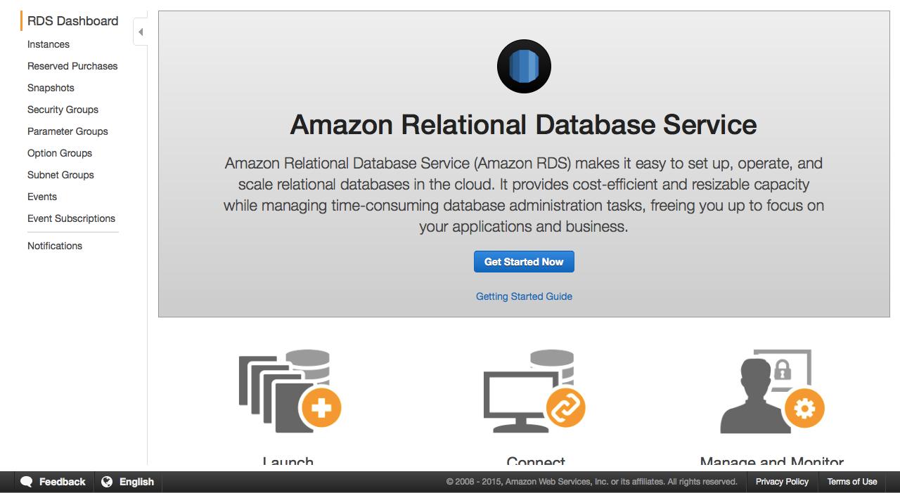 RDS — сервис для виртуализации реляционных БД в AWS