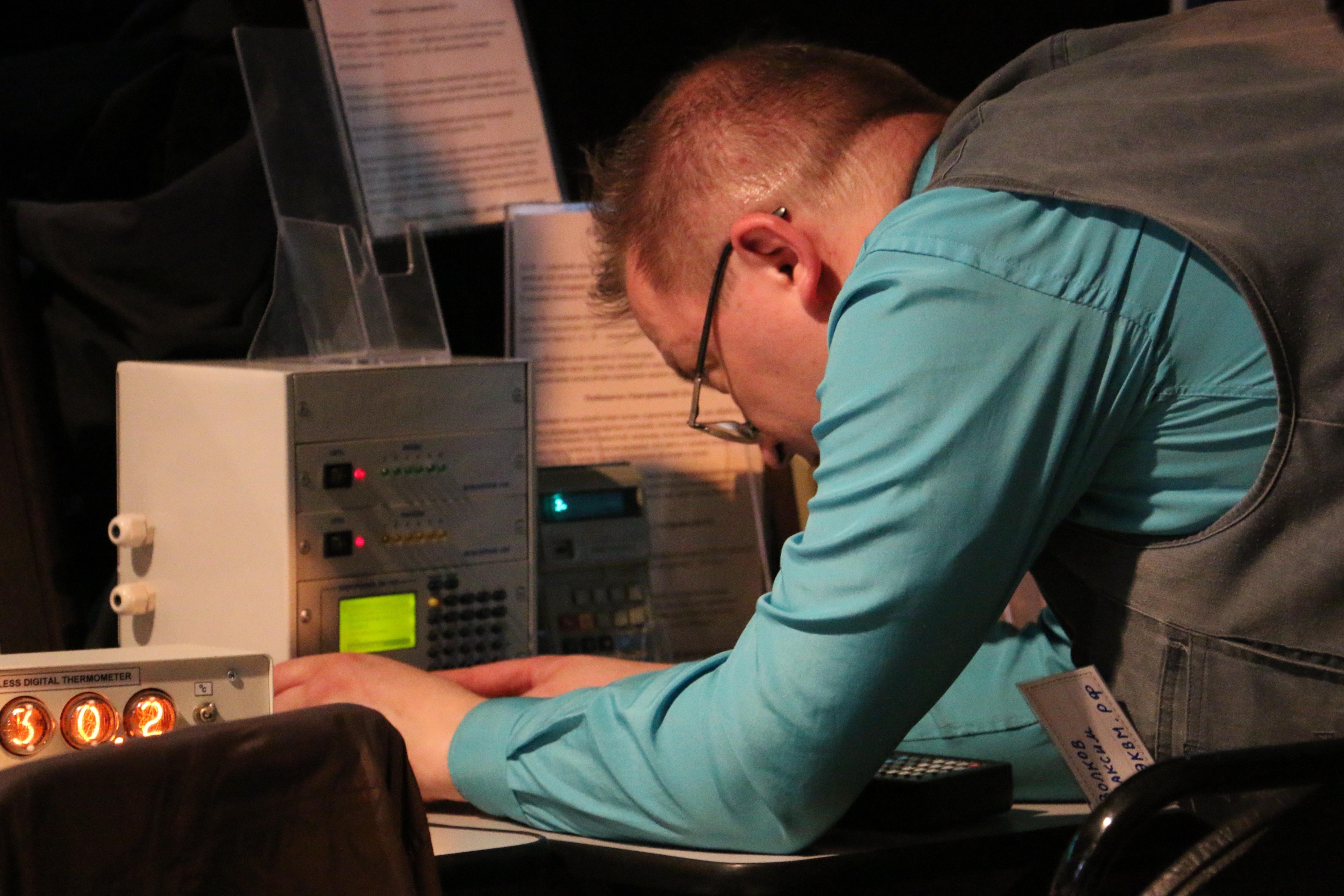 «Электроника МК-1152» c отсеками для контроллеров внешних устройств