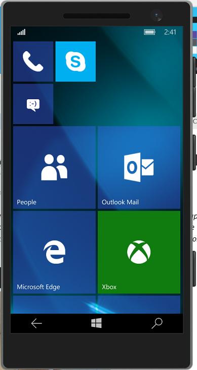 Эмулятор Windows 10
