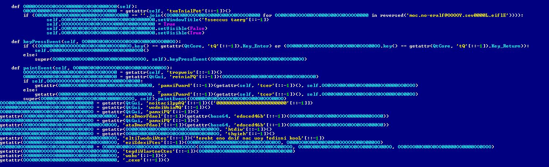 Рис. 4. Новый код на Python