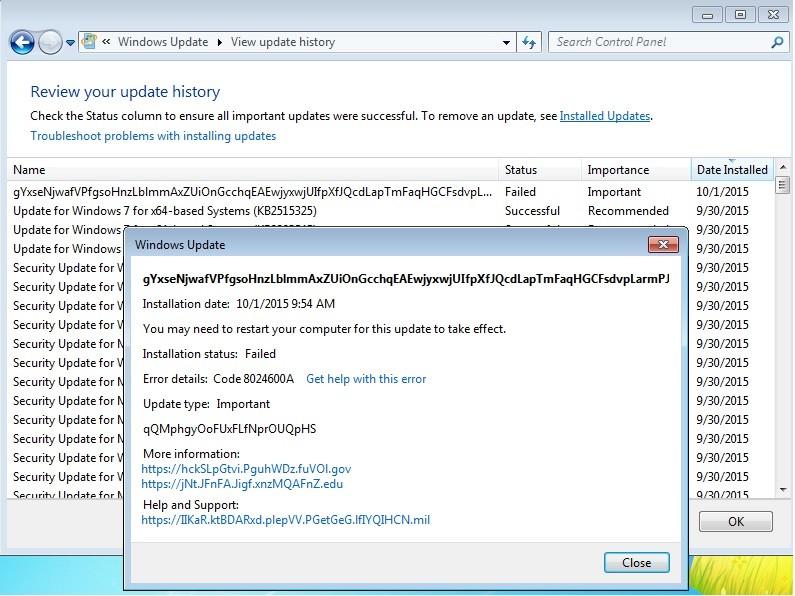Пользователи паникуют: через Windows Update распространился странный патч Windows_update_compromise