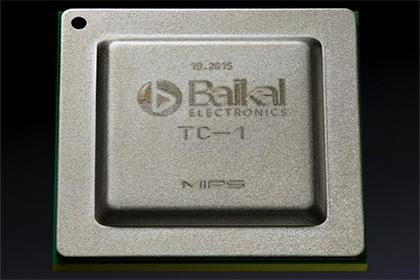 Baikal-T1 — ничего своего или наше все?