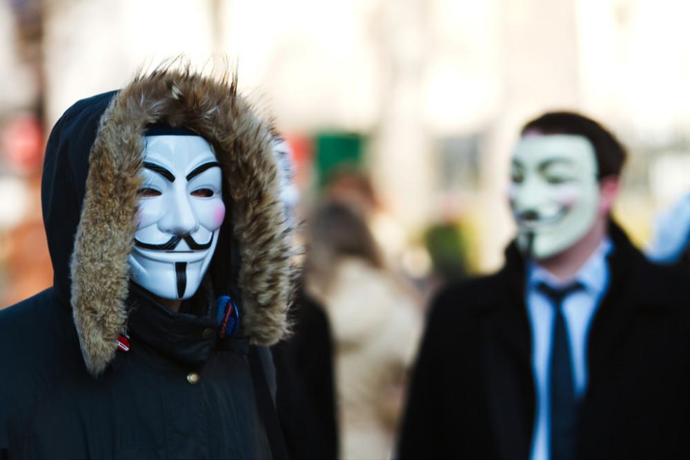 Хакеры Anonymous «слили» винтернет список тысячи приверженцев Ку-клукс-клана