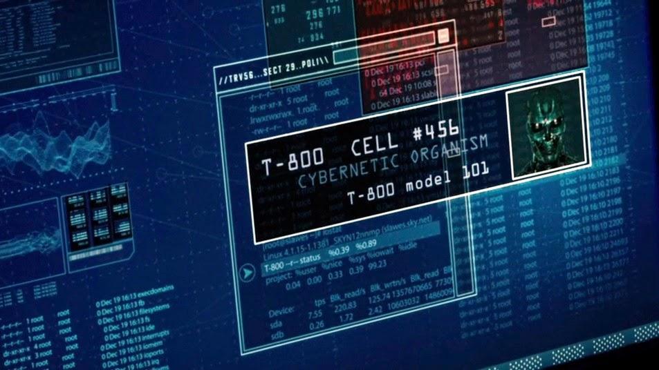 Релиз Linux 4.1.15, под управлением которого работает терминатор, состоялся 15 декабря
