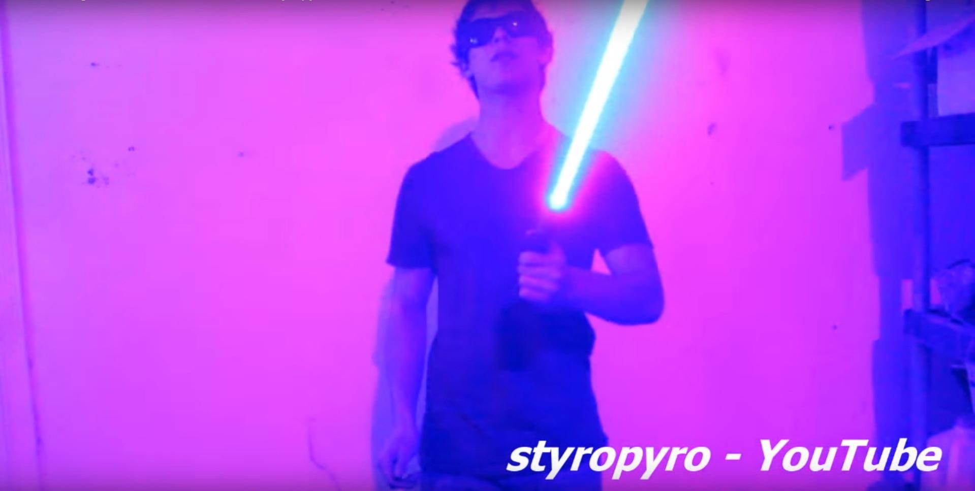 styropyro